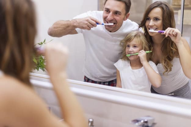 A Good Dental Routine at Home – Your Resolution for the New Year